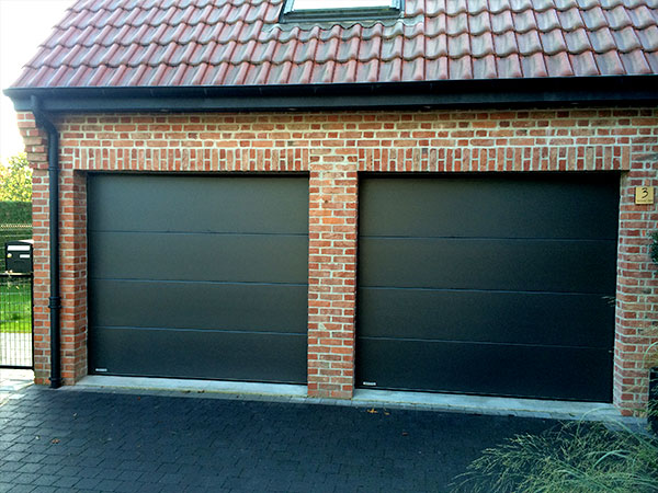 Installation de porte de garage et portail creanov for Porte de garage installation
