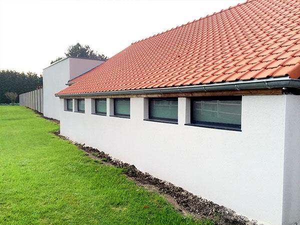 Renouvelez, changez les fenêtres de votre maison