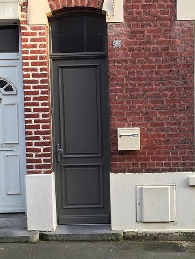 Porte DEntre Rnovation Et Installation  Creanov